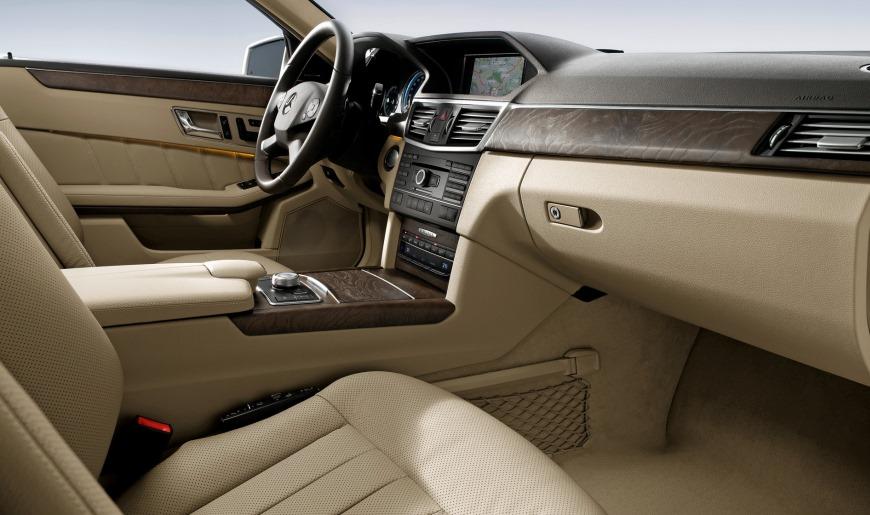 Mercendes W212 Interior