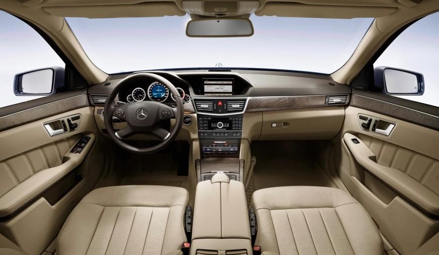Mercendes-W212-E-class-Interior