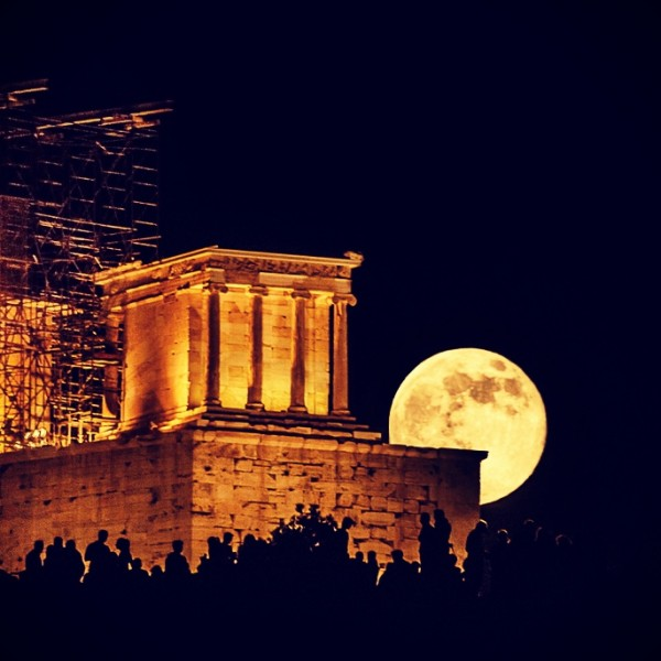 athena niki full moon